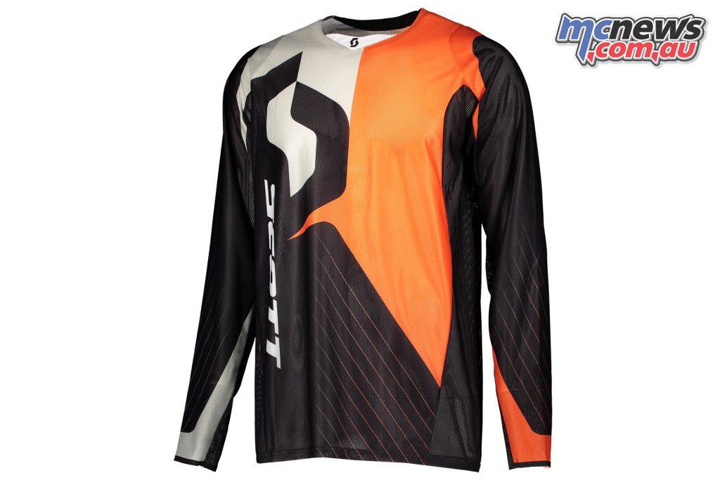 Scott Sport angled jersey