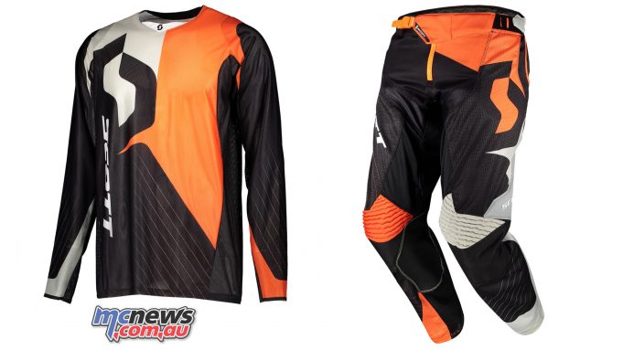 Scott Sport angled jersey F