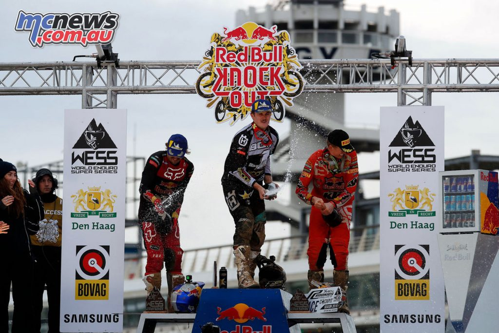 WESS Red Bull Knock Out Rnd billy bolt podium FM