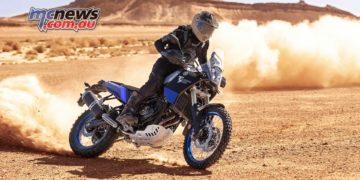 Yamaha Tenere MBL ACT