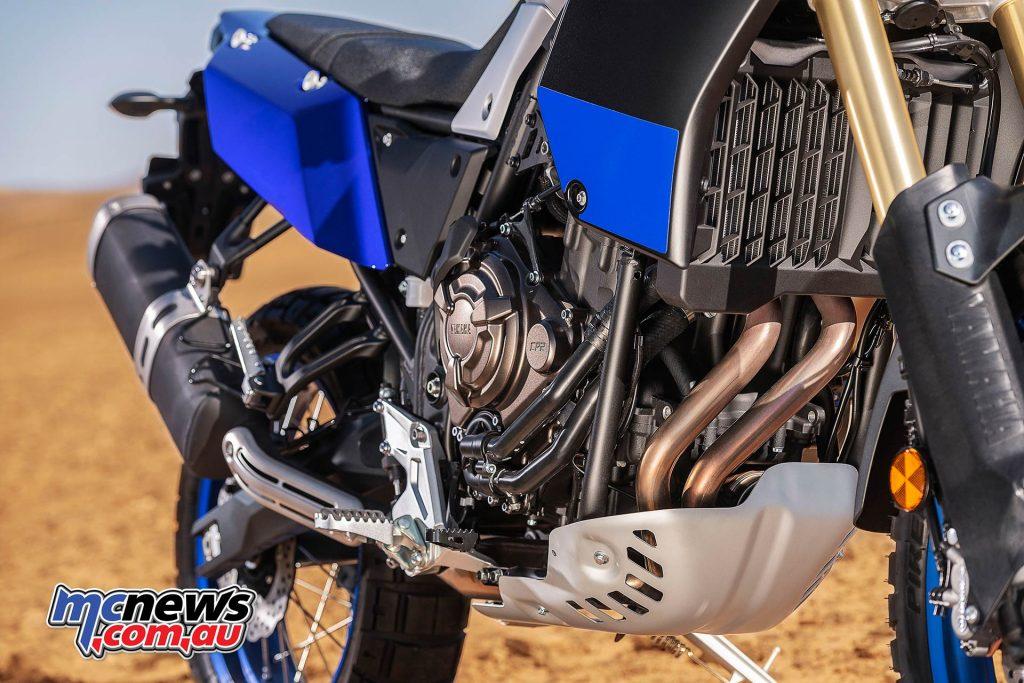 Yamaha Tenere MBL DET