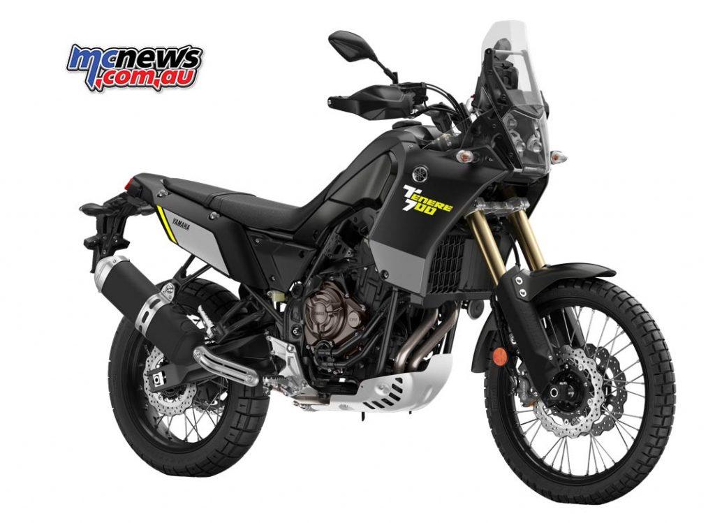 Yamaha Tenere MDNM STU preview