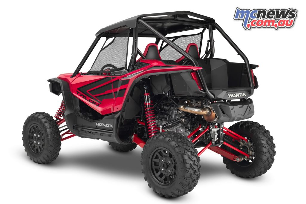 Honda Talon R R