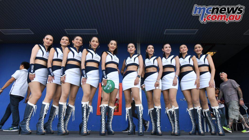 ARRC Rnd Girls Buriram