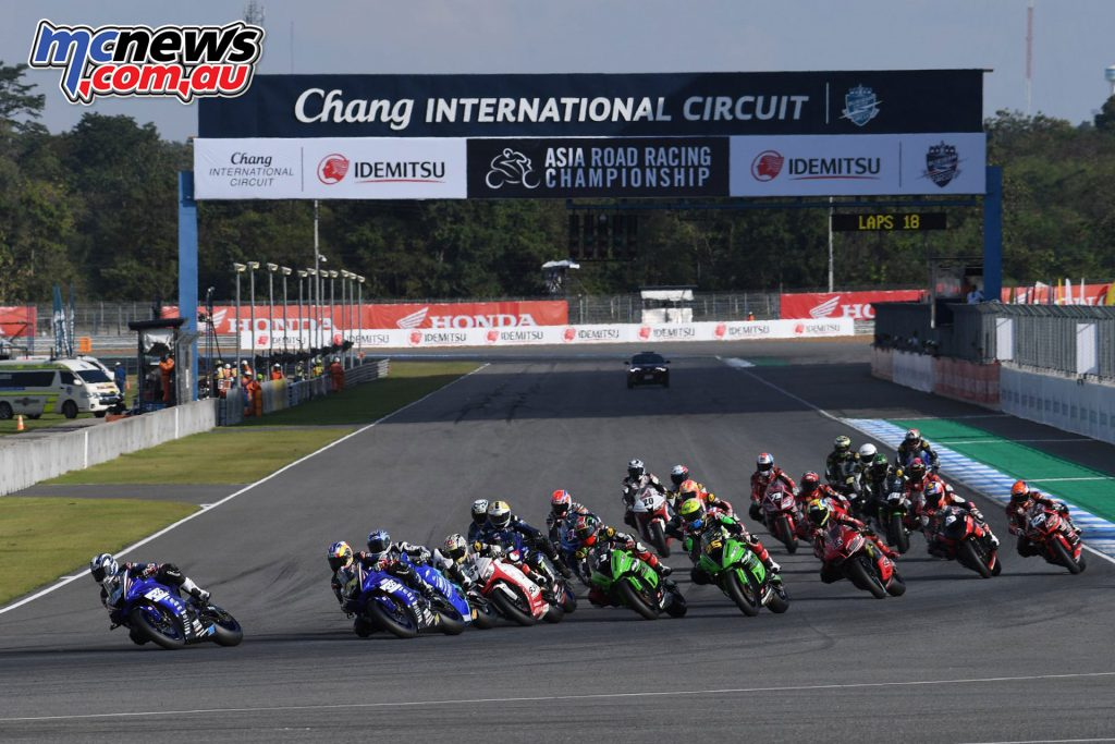 ARRC Rnd SS Race Start