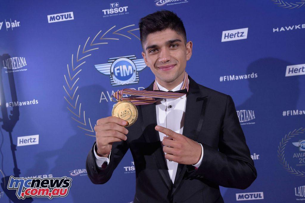 FIM Awards Jorge Martin