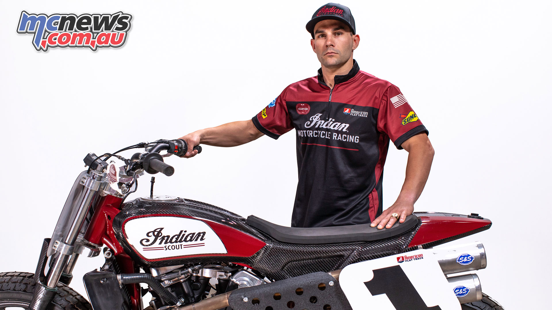 Indian AFT Team Jared Mees F
