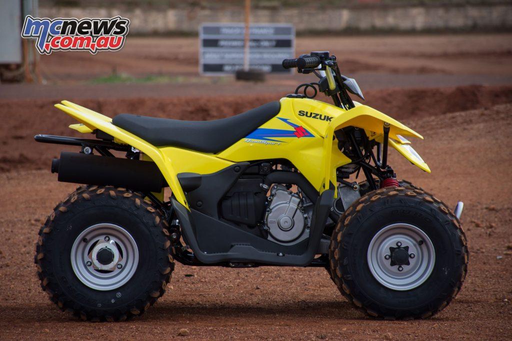 Suzuki Quadsport Z