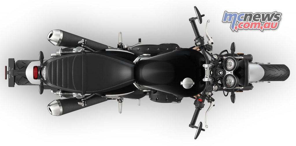 Triumph Speed Twin Jet Black Top