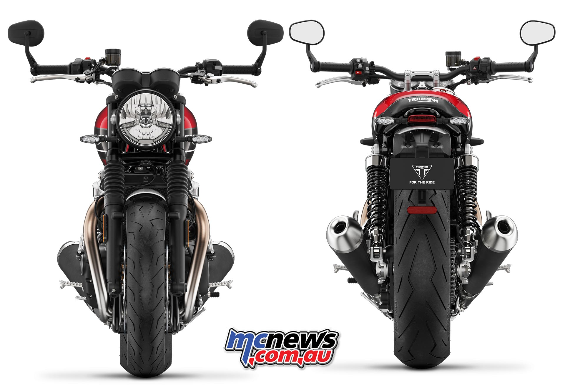 2019 Triumph Speed Twin 196kg 112 Nm 96 Hp Motorcycle News Sport And Reviews