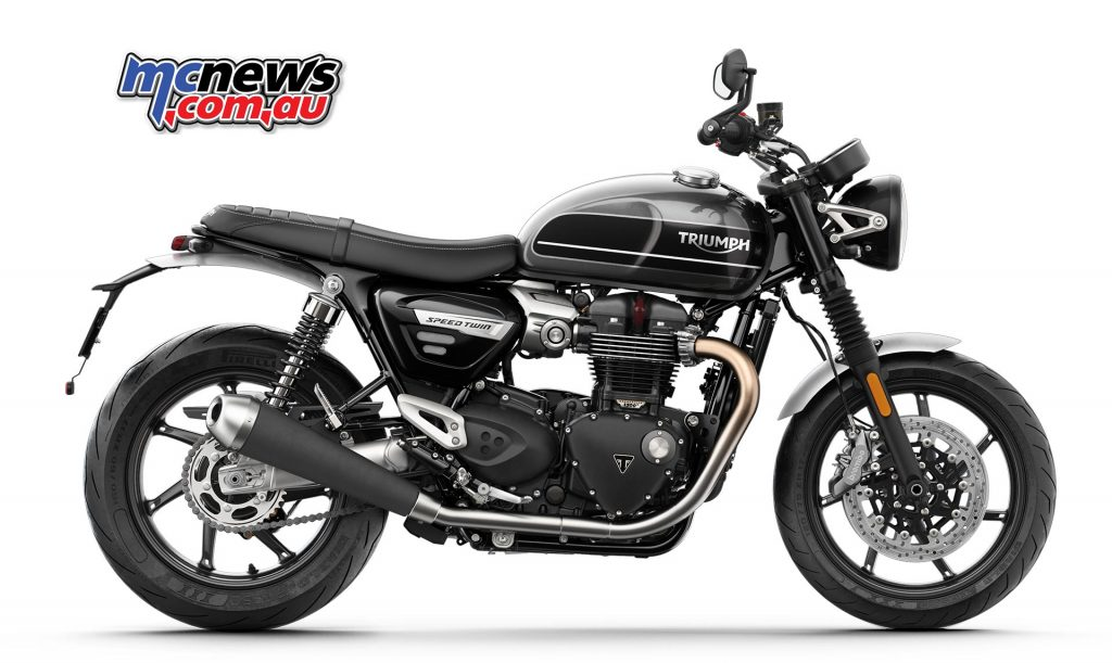 2019 Triumph Speed Twin 196kg 112 Nm 96 Hp Mcnews