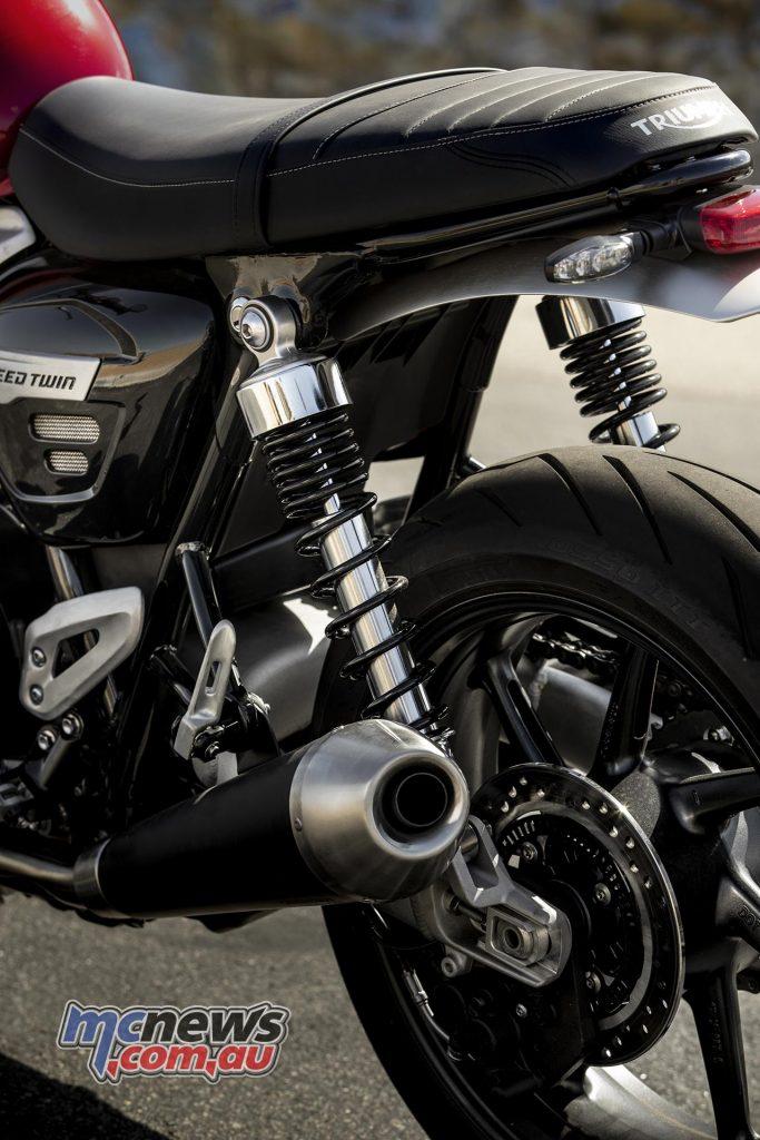 Triumph Speed Twin Shocks