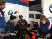 BMW SRR WSBK Tom Sykes