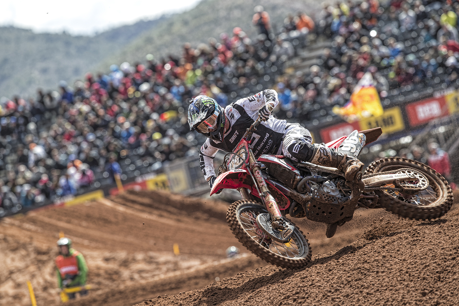 Hunter Lawrence will be racing the SX East Coast Series