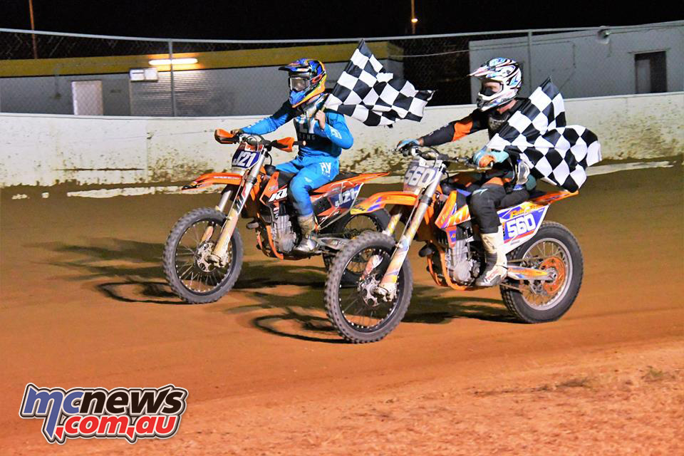 North Brisbane Cup Koppe Brook victory lap
