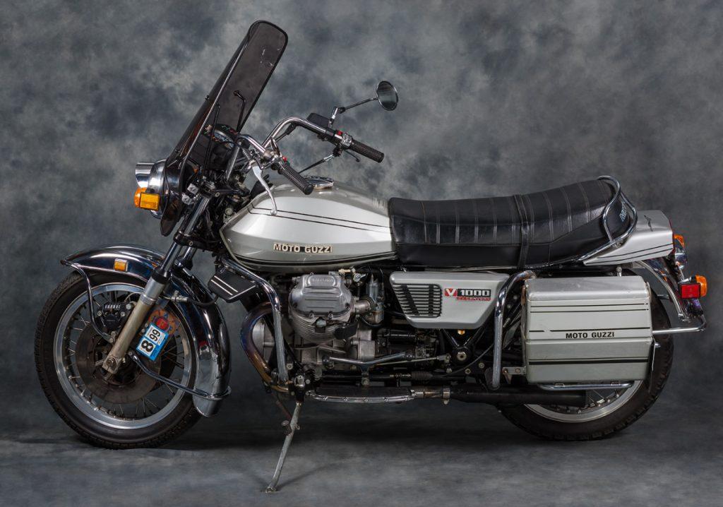 PA Moto Guzzi V I Convert