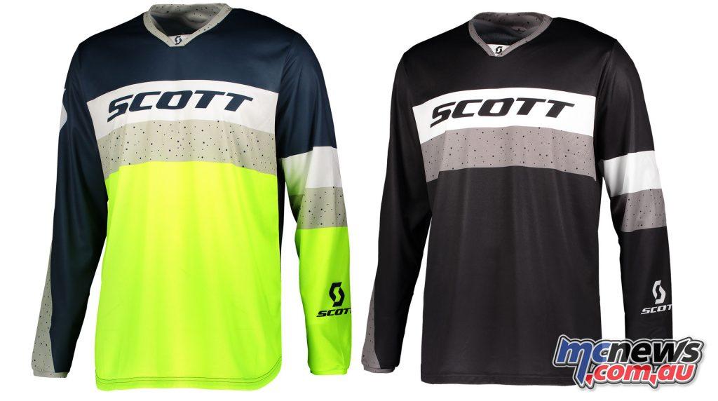 Scott Track Jersey