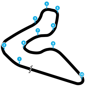 Wakefield Park Map
