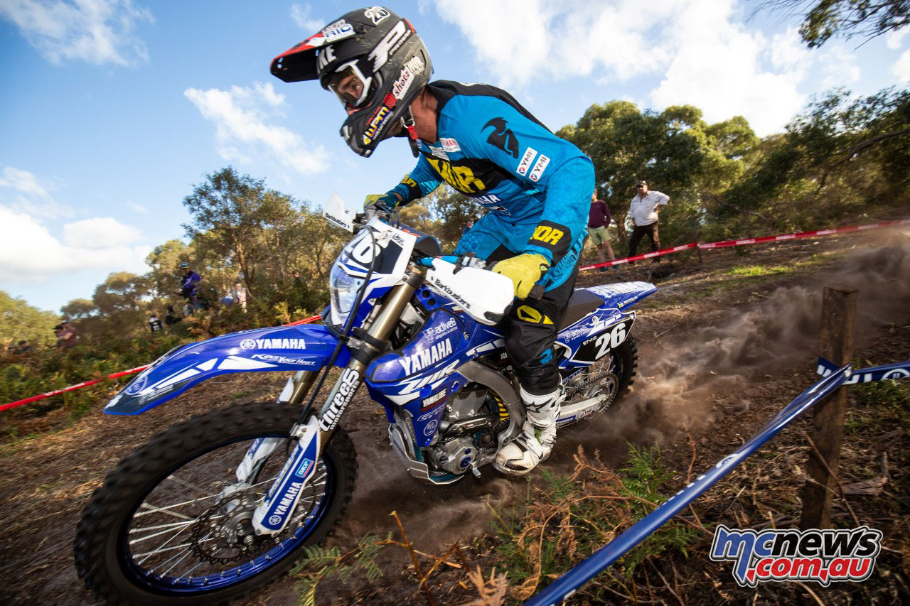 Yamaha Active Yamalube Racing AORC Luke