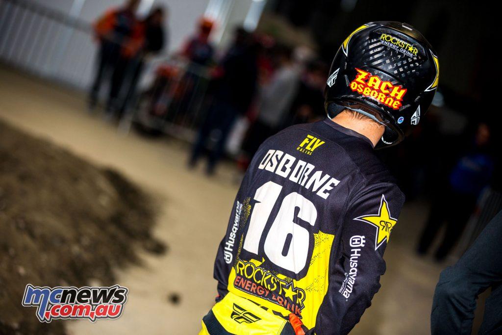 Zach Osborne Rockstar Energy Husqvarna Factory Racing