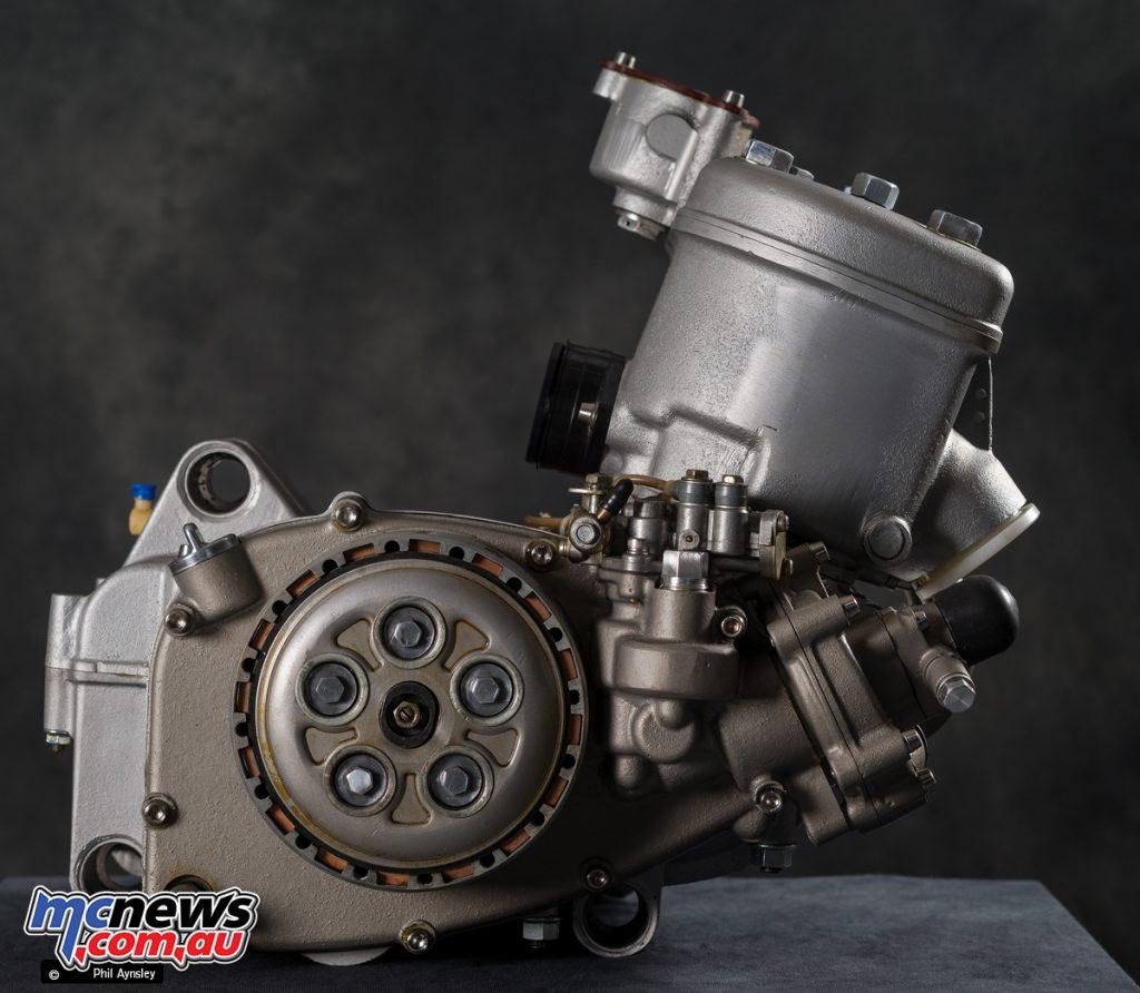 Kawasaki KR Gregg Hansford PA KRmotor