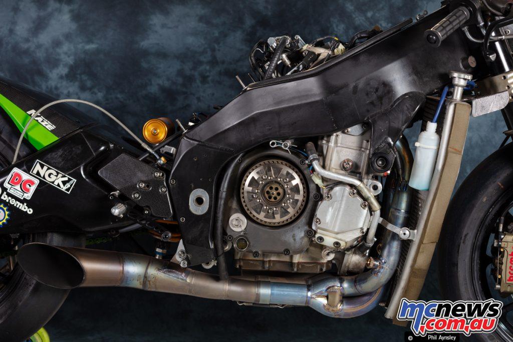 Kawasaki ZX RR Ninja MotoGP