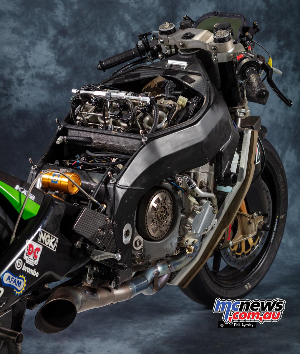 2004 Kawasaki Zx