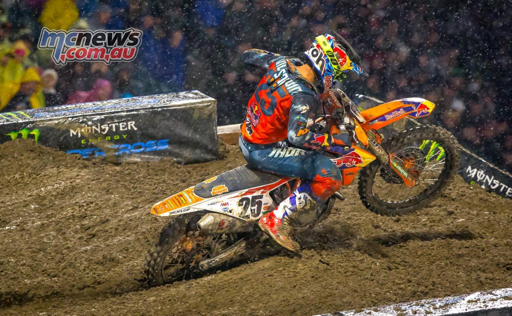 AMASX Rnd Marvin Musquin