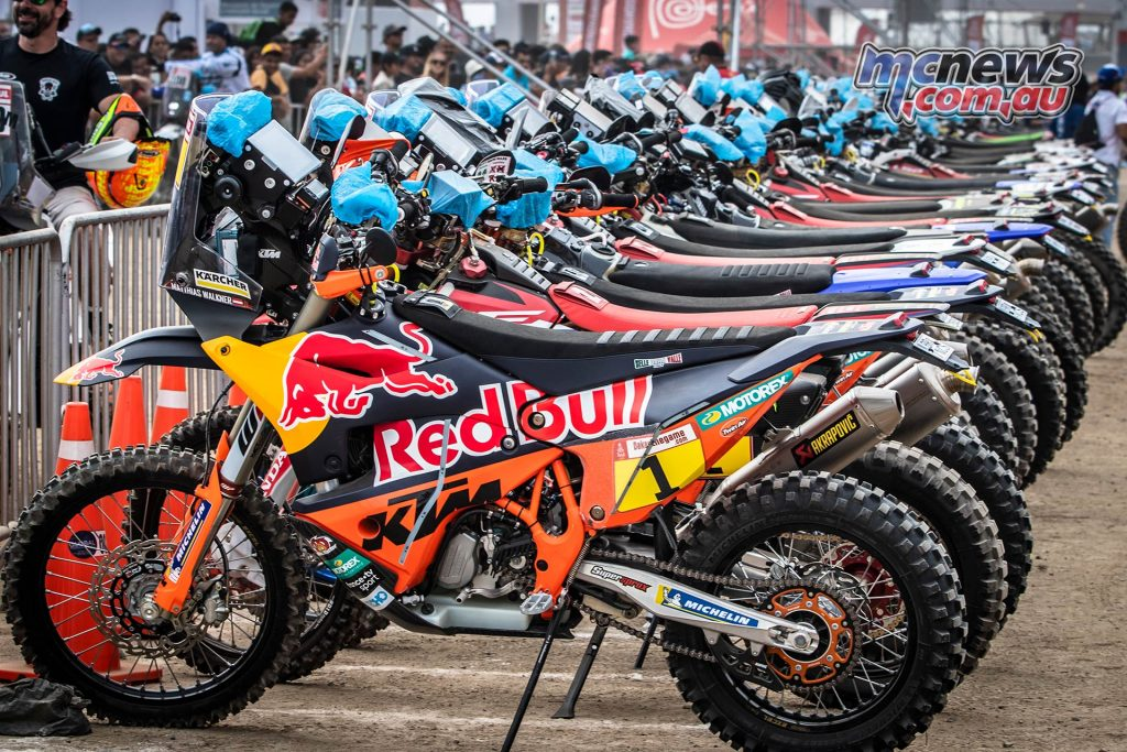 Dakar Stage Bikes Walkner