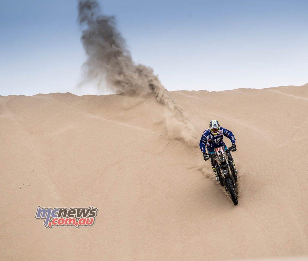 Dakar Stage Rodney Faggotter