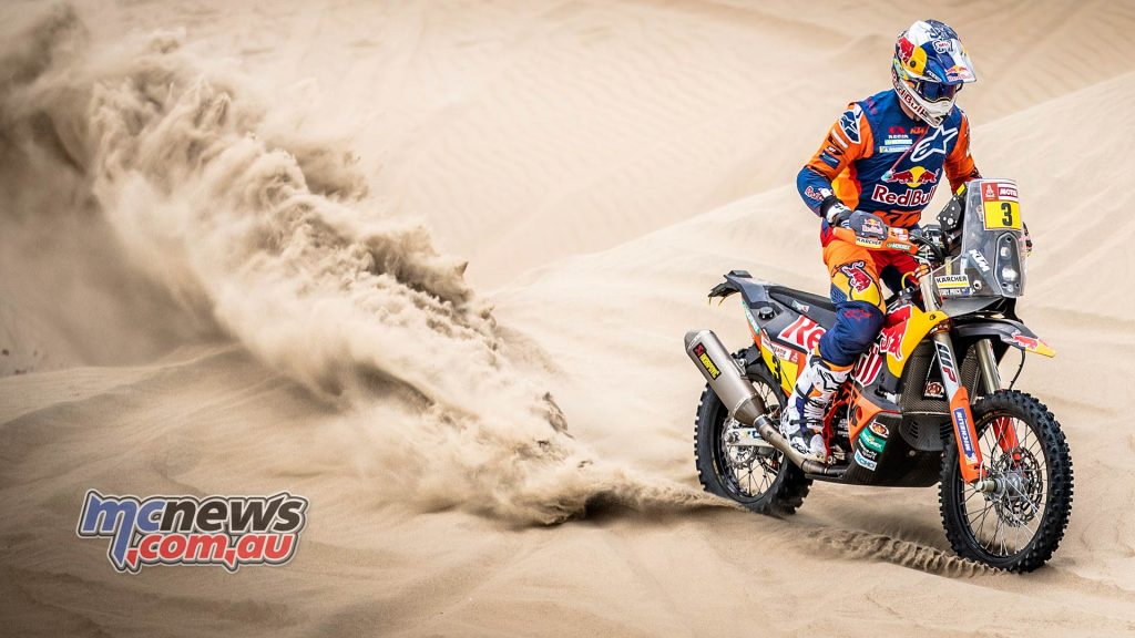 Dakar Stage Toby Price