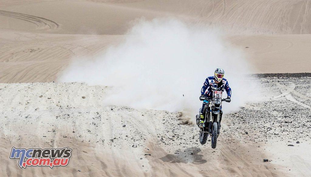 Dakar Stage Faggotter