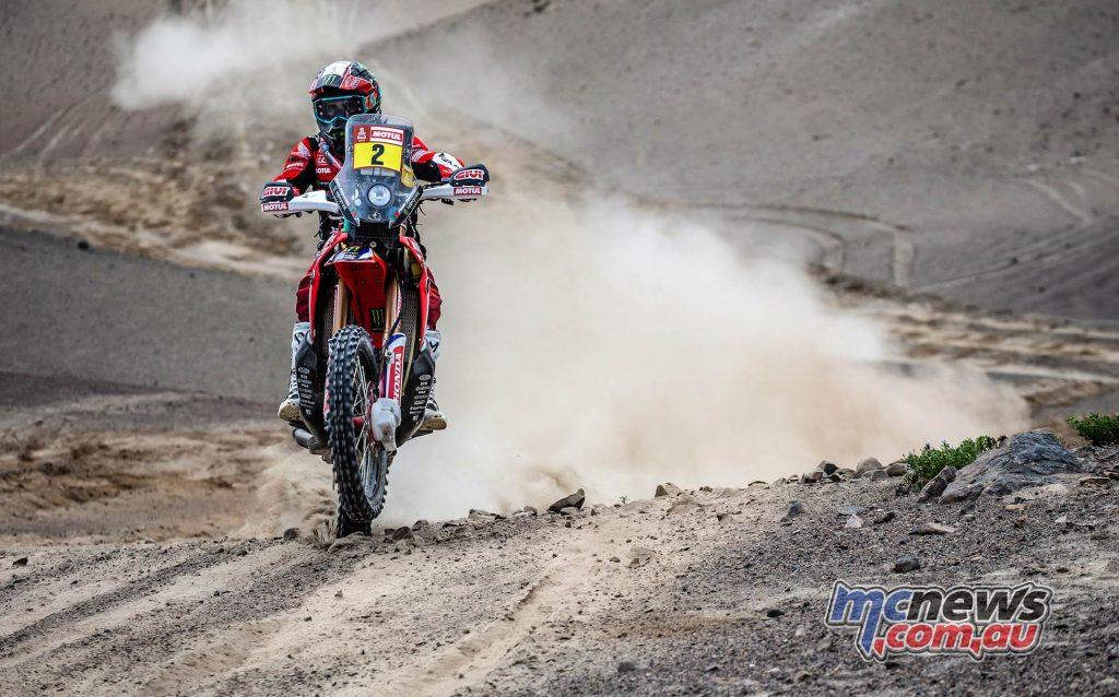 Dakar Stage Goncalves