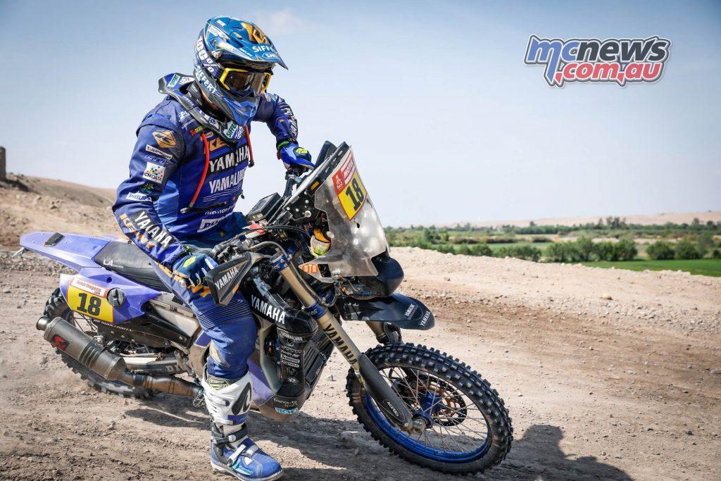 Dakar Stage DeSoultrait