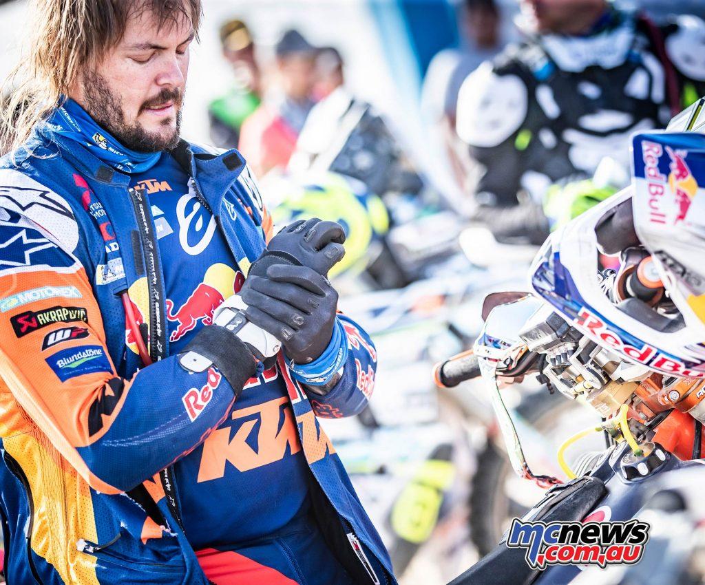 Dakar Stage Toby Price Wrist