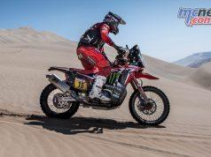 Dakar Stage Ricky Brabec