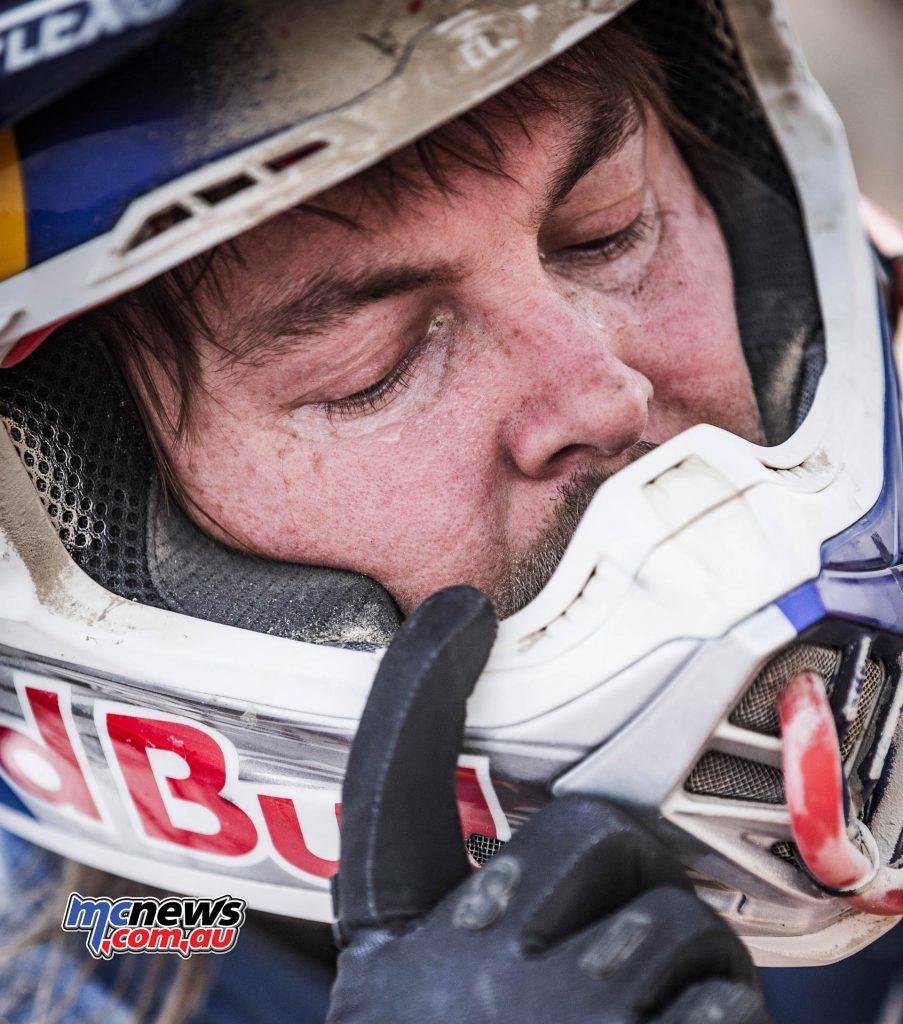 Dakar Stage KTM Toby Price
