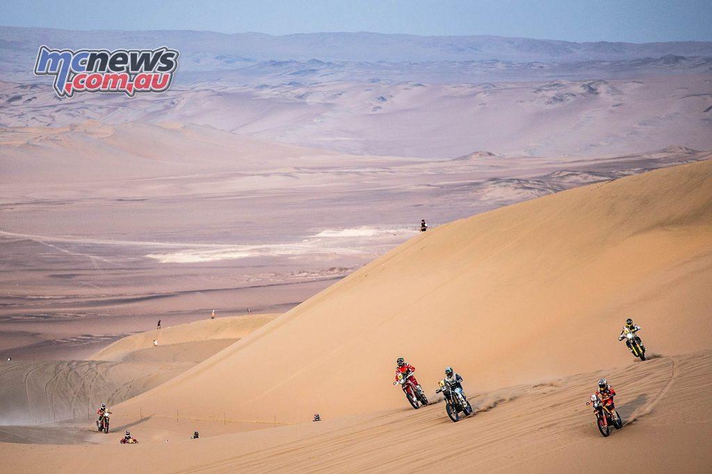Dakar Stage Pack