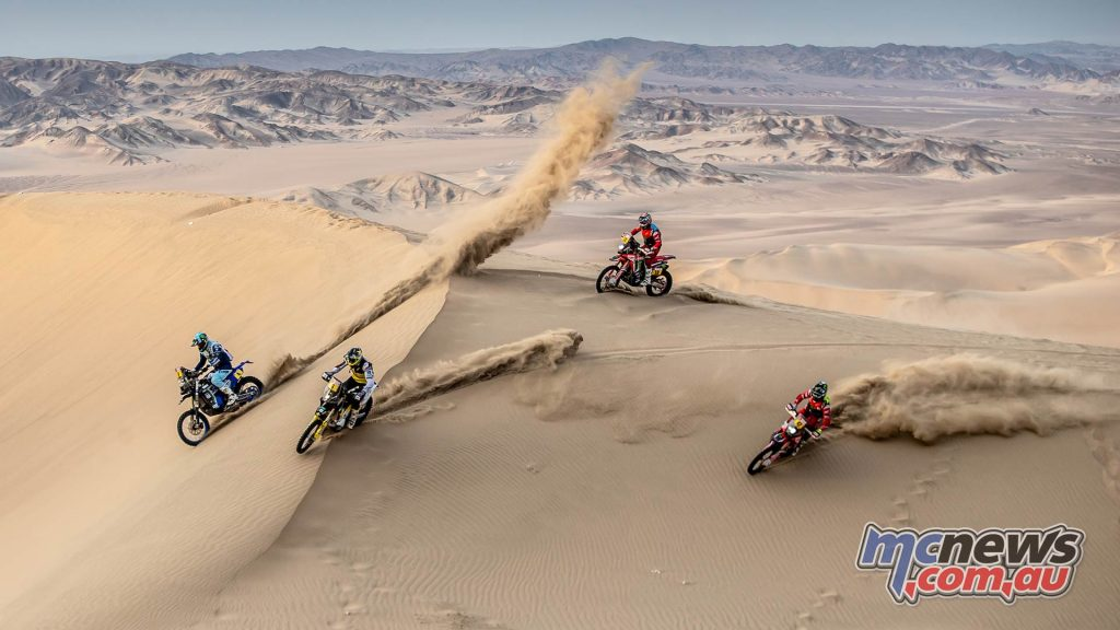 Dakar Stage Packs
