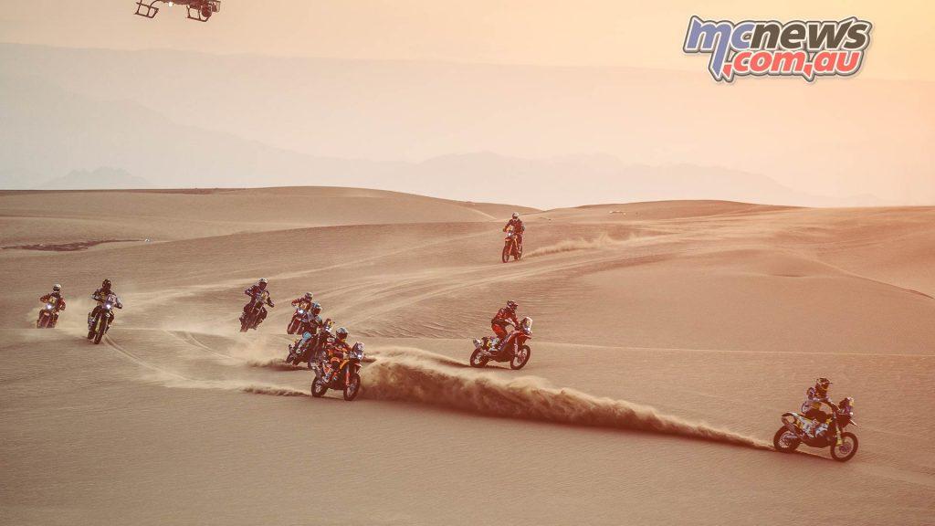 Dakar Stage Quintanilla Pack