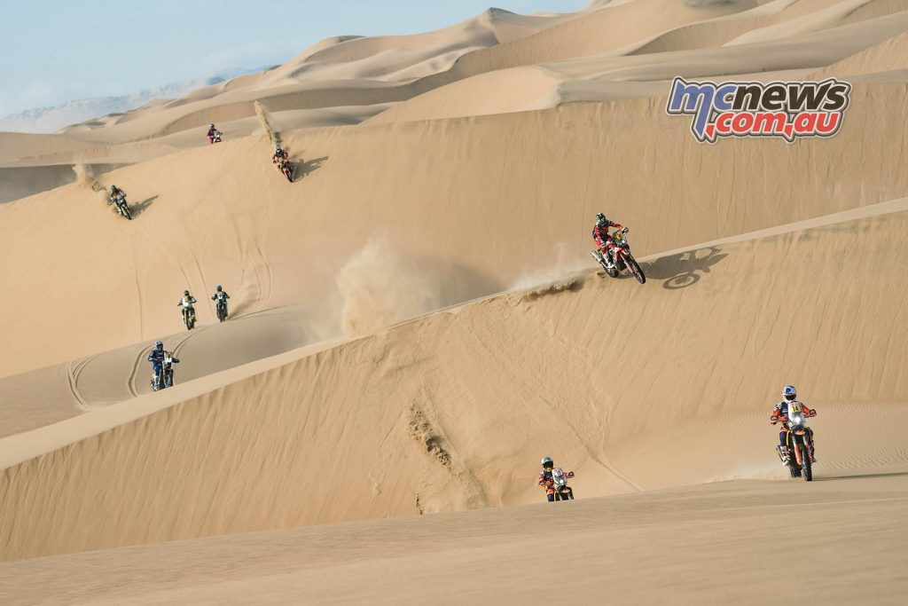 Dakar Stage Sunderland