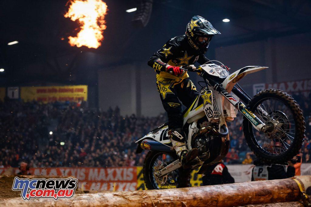 FIM SuperEnduro World Championship Colton Haaker