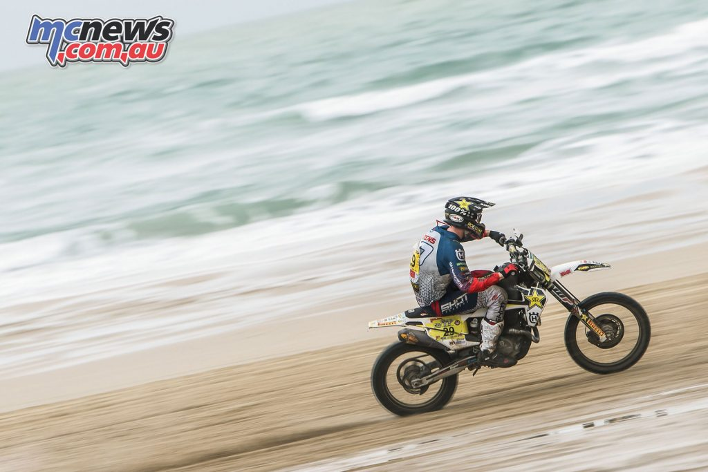 French Beach Race Rnd Gurp TT Yentel Martens