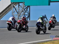 IIC Phillip Island Rob Mott Sat Start