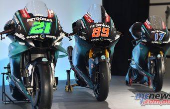 Petronas Launch MotoGP Moto Moto