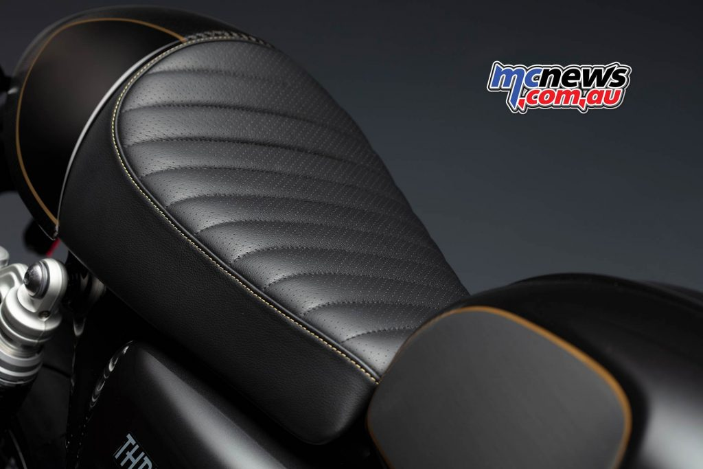 Triumph ThruxtonTFC Seat
