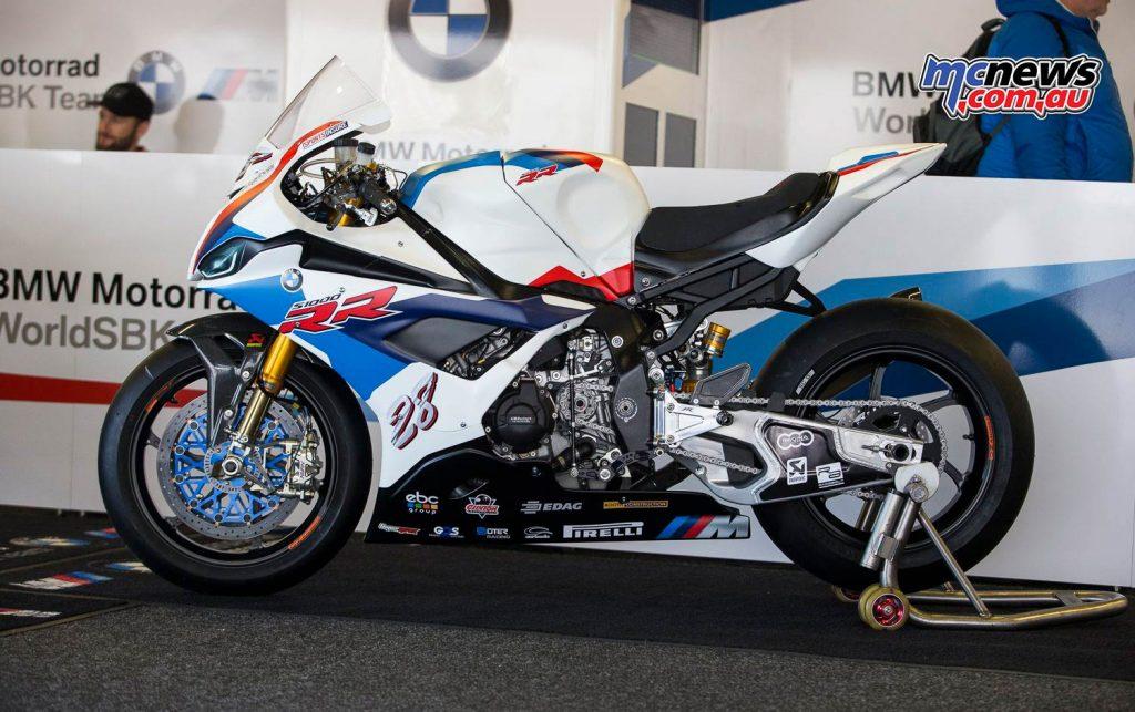 WSBK BMW S RR SMR SnapGeeBee