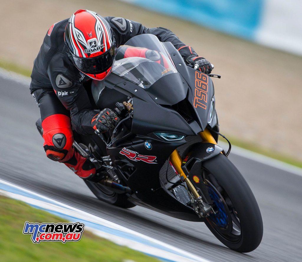 WSBK Test Jerez Tom Sykes
