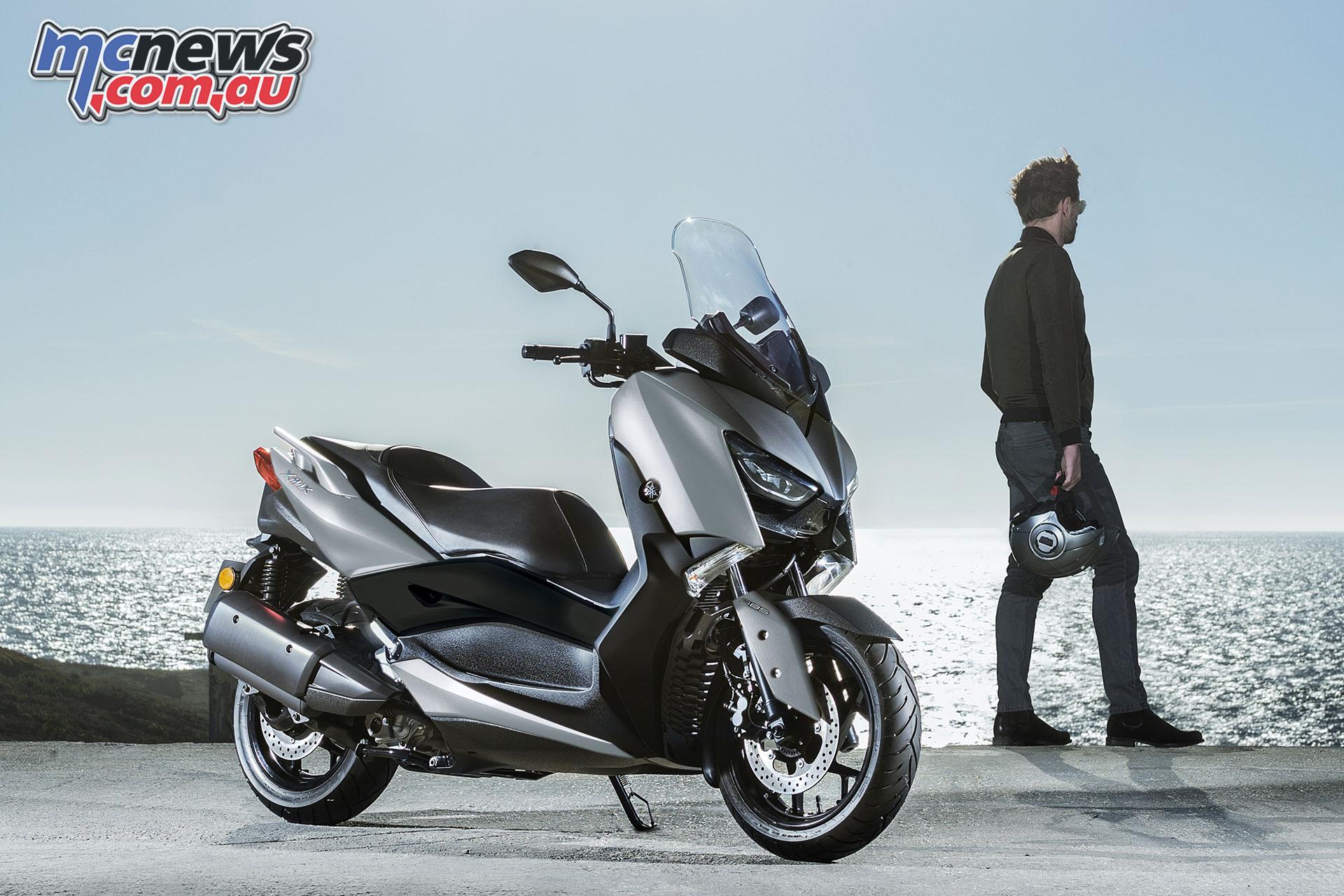 2019 Yamaha Xmax 300 Arrives 6999 Rrp Mcnews Com Au