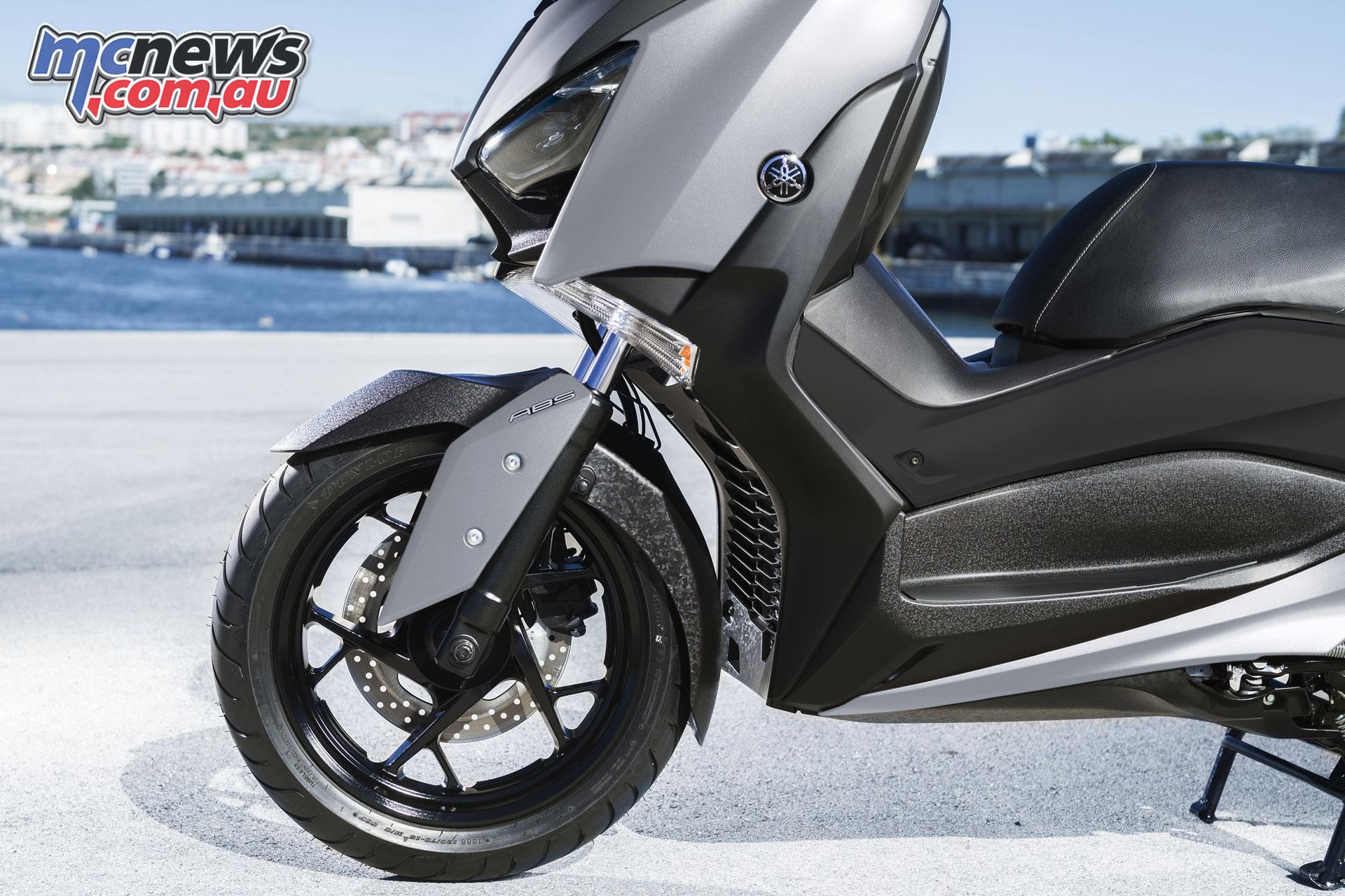 2019 Yamaha XMAX 300 arrives   $6999 RRP   MCNews com au
